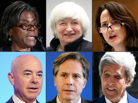 نگاهی به وزرا و اعضای کلیدی دولت بعدی آمریکا