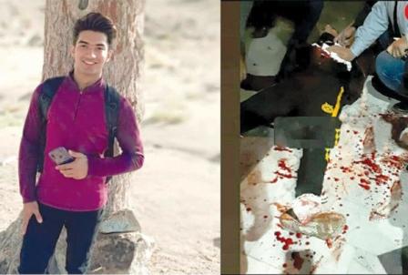 قتل پسر ورزشکار زاهدانی برای سرقت موبایل