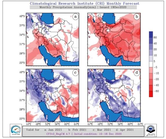هفت نکته از زمستان۹۹؛ کولاک پنج روزه در تهران