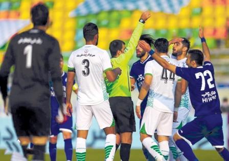 در بالاترین سطح فوتبال ایران چه میگذرد؟