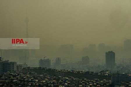 احتمال تعطیلی تهران در پی تداوم آلودگی هوا