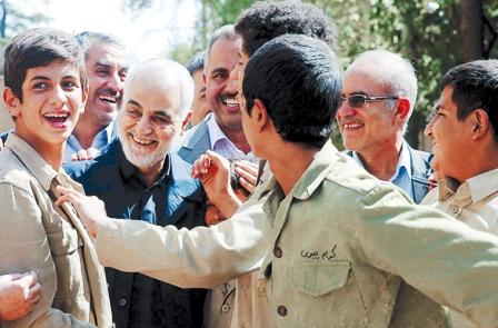 چالشهای ساخت سریال سردار سلیمانی