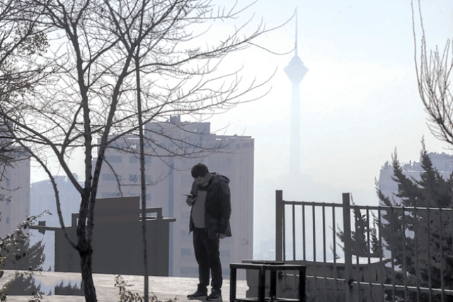 آلودگی هوا، مازوت، توجیه زنگنه و توصیه کلانتری