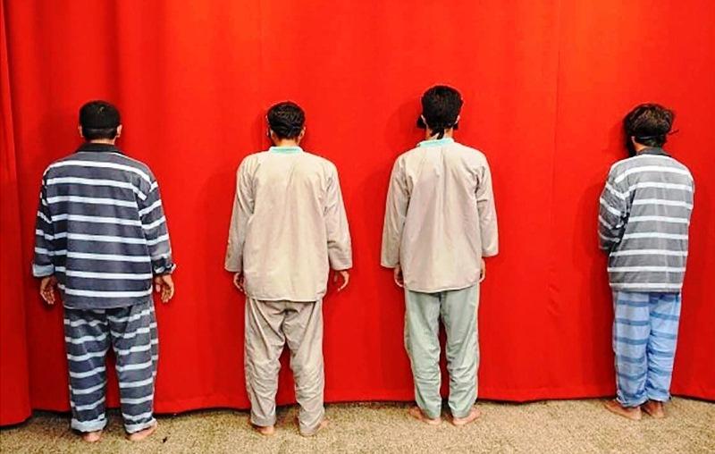 دستگیری موبایلدزد بیمارستان میلاد، کلاهبردار میلیاردی و سارقان طلا