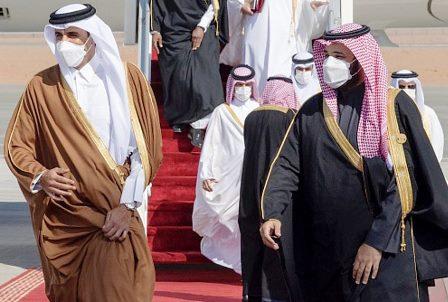 گام مهم عربستان و قطر به سوی آشتی