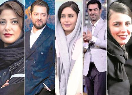 جنگ ستارگان سینما در سیونهمین جشنواره فجر