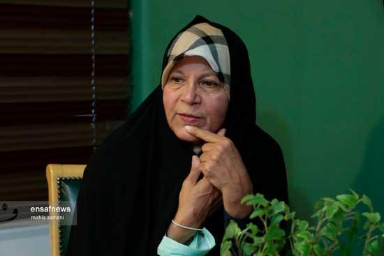 فائزه هاشمی: ترامپ رای میآورد، برای ایران بهتر بود