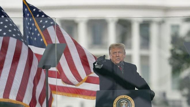 ترامپ از انتقال مسالمتآمیز قدرت پشیمان شد؟