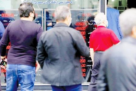 ظهور نشانههای سقوط در بازار طلا و ارز