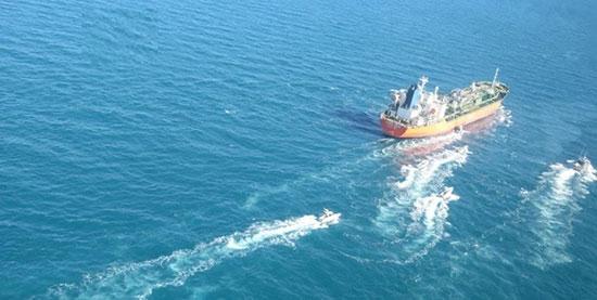 مذاکرات برای آزادی نفتکش کرهای شکست خورد