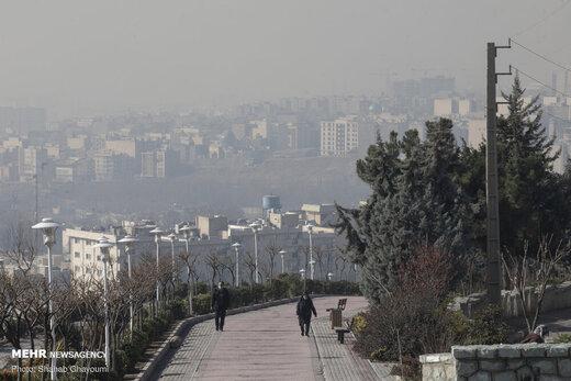 وضعیت آلودگی هوا خیلی خطرناک شده است