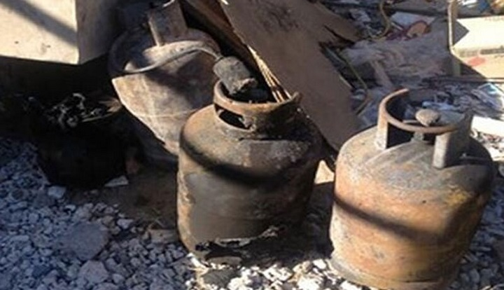 انفجار خانه فرماندار بندر گز باعث مرگ فرزند او شد