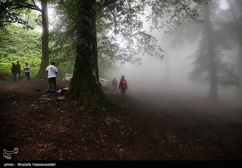 کشف یک جسد در جنگل کردکوی گلستان