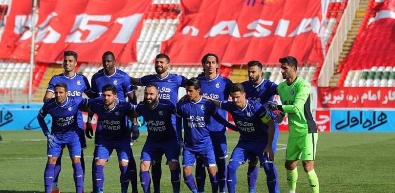 باشگاه استقلال برنامه فوتبال برتر را تحریم کرد