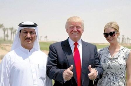سرمایهگذاری شریک تجاری ترامپ برای ایرانیها