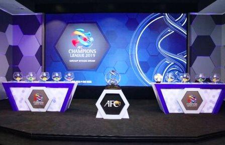 رقبای تیمهای ایرانی در لیگ قهرمانان آسیا معرفی شدند
