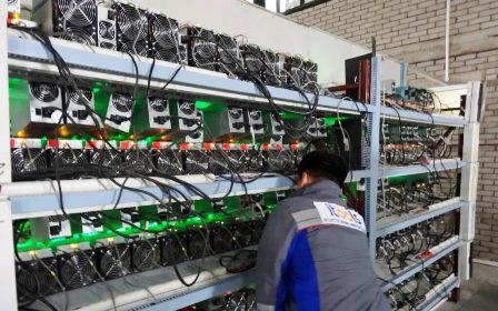 استخراج بیتکوین فقط با مهر استاندارد