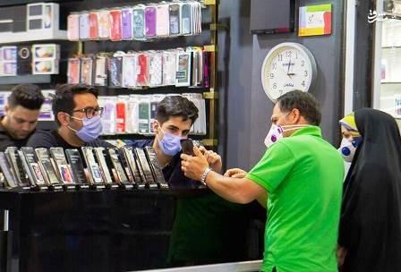اصابت ترکش نوسانات دلار به قیمت گوشی موبایل