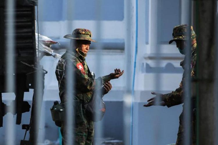 کودتا در میانمار؛ ارتش قدرت را در دست گرفت