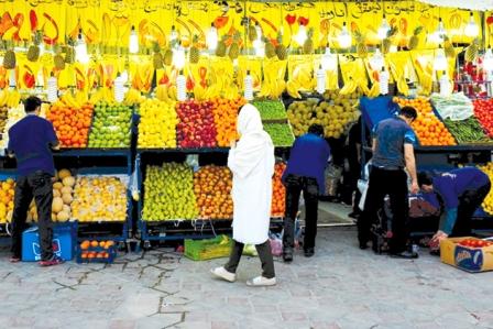 تغییرات قیمت میوه؛ سمفونی ناکوک موز و پرتقال