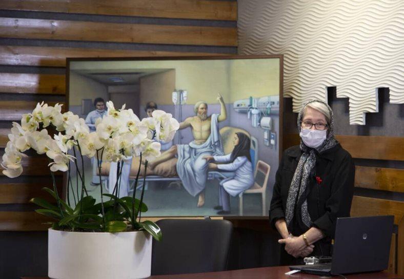 رد ادعای مینو محرز درباره توقف واکسن کوبا و ایران