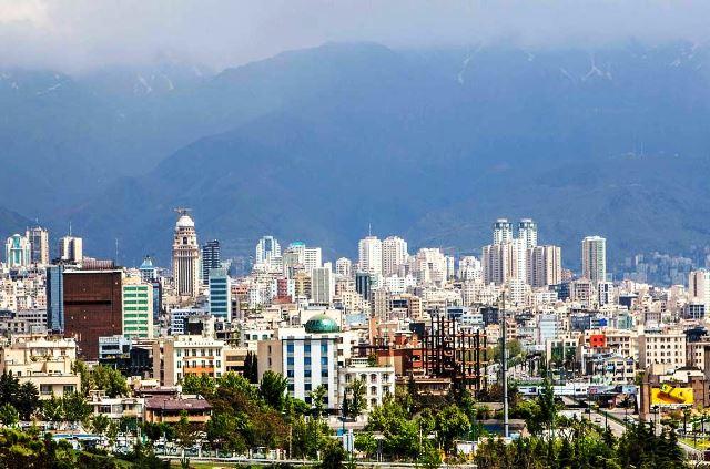 فاصله قیمت مسکن شمال تهران با سایر مناطق