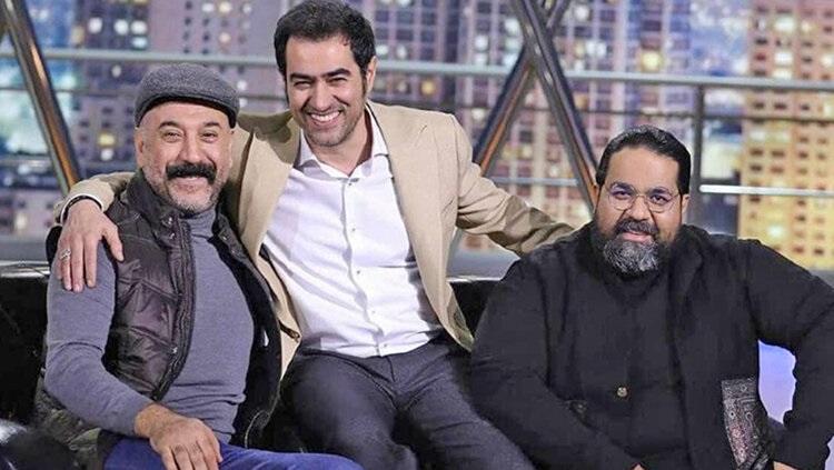 علی انصاریان مهمان برنامه بعدی همرفیقِ شهاب حسینی