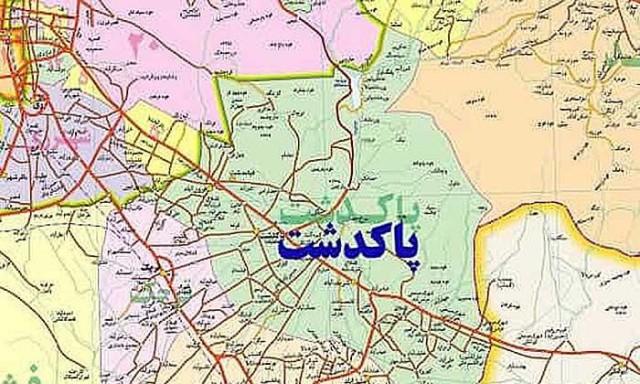 زلزله ۳٫۳ریشتری دقایقی پیش شرق تهران را لرزاند