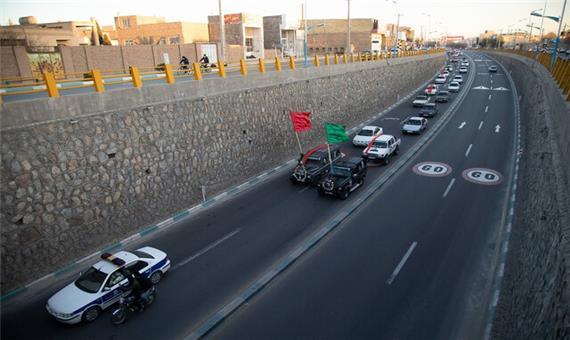 جزییات راهپیمایی خودرویی و موتوری ۲۲بهمن اعلام شد