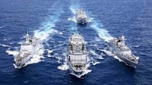 ایران،روسیه و چین رزمایش دریایی برگزار می کنند