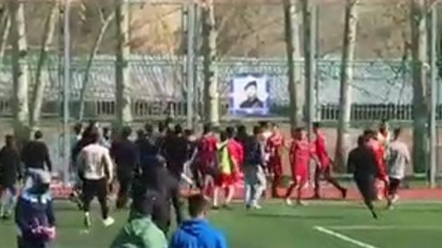 جزییات چاقوکشی در لیگ امیدهای فوتبال تهران