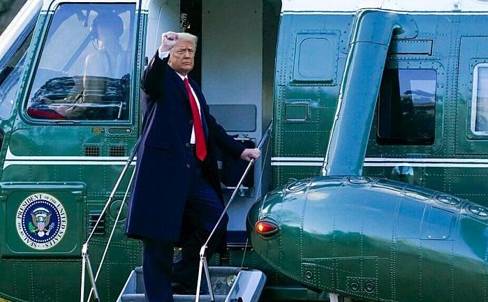 استیضاح دوم ترامپ هم رای نیاورد