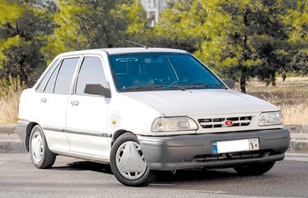 قیمت خودرو صعودی شد؛ پراید ۱۱۵میلیون
