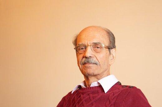 ایرج کابلی درگذشت