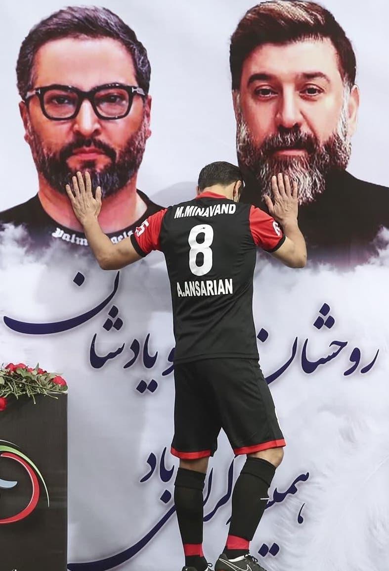 کمپین بازگشت علی کریمی به پرسپولیس و تیم ملی