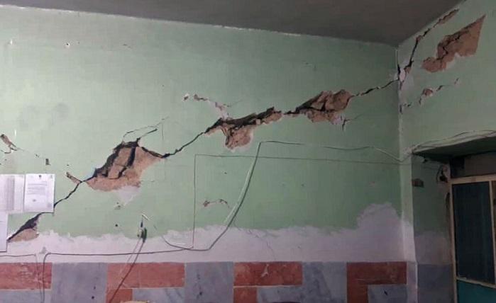زلزله سیسخت | ۲۵ مصدوم؛ حال ۲ نفر وخیم است