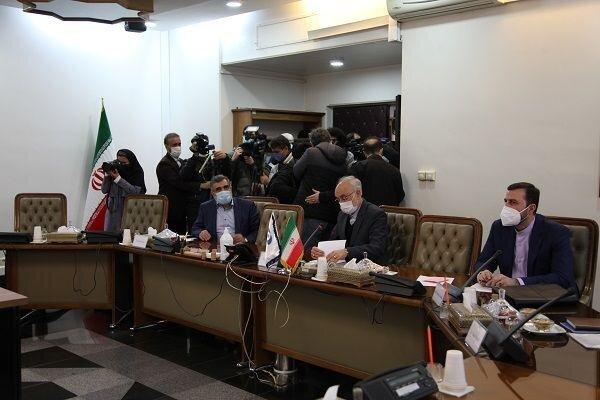 آغاز مذاکرات آژانس و سازمان انرژی اتمی ایران