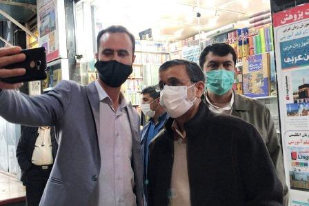 دعوا کف انقلاب؛ پاسخ تند احمدینژاد به حدادعادل
