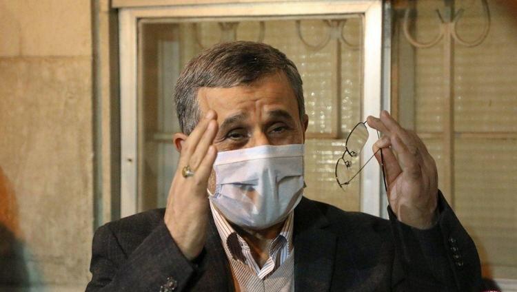 پیام جدید احمدینژاد: تگزاس! قوی باش