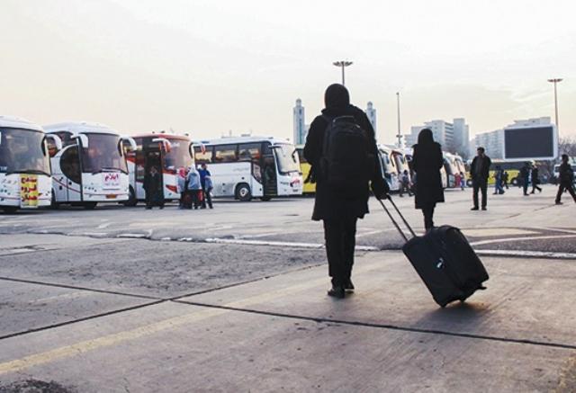 قیمت بلیت اتوبوس، قطار و هواپیما در ماه آخر سال