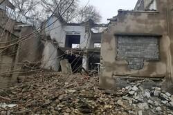 نجات ۴نفر از زیر آوار ساختمانی در پاکدشت