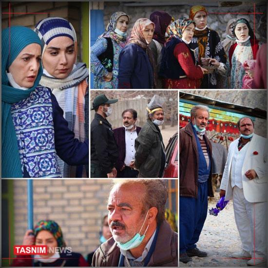 انتشار تصاویر جدید از فصل سوم سریال «نون خ»