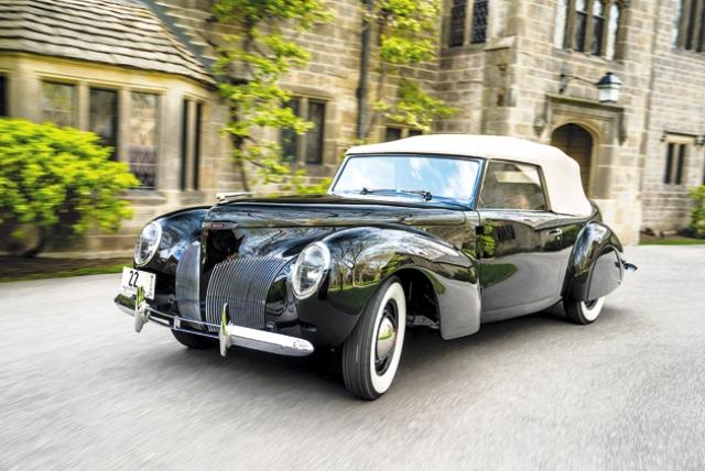 ۱۰۰اتومبیل برتر تاریخ؛ این داستان لینکلن کانتیننتال