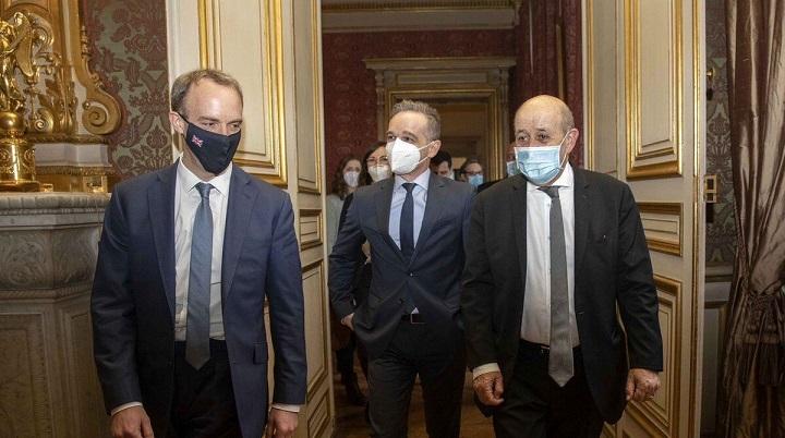 بیانیه اروپا در واکنش به انصراف از ارائه قطعنامه ضدایرانی