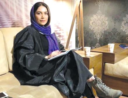 ادعای عجیب خانم بازیگر درباره علی انصاریان