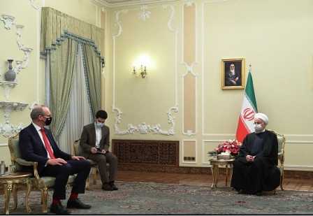 وزیر خارجه ایرلند در تهران چه میخواهد؟