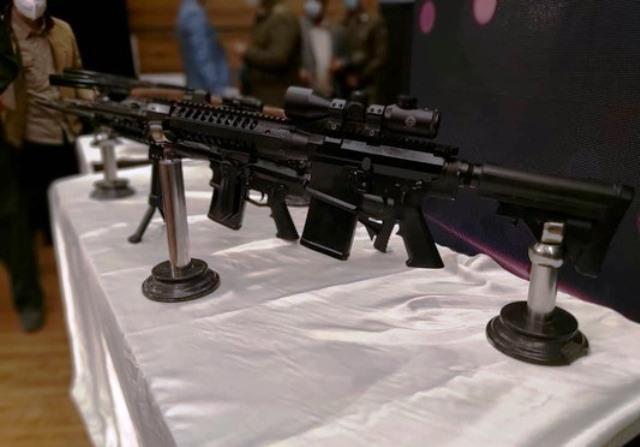 مصاف اسلحه ایرانی با نمونههای خارجی
