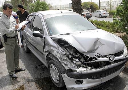 ماشین بهنام همسرم است، اگر تصادف کنم، مقصرم؟