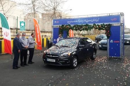 تحویل اولین سری خودرو شاهین به خریداران