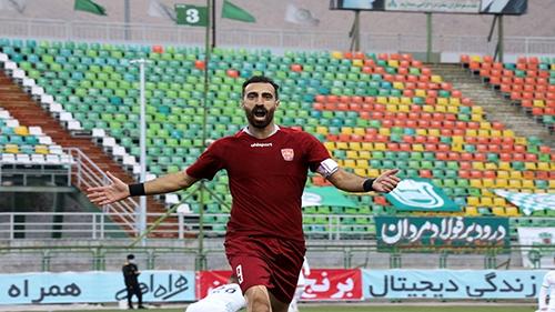 قرارداد بازیکن جدید استقلال امضا شد